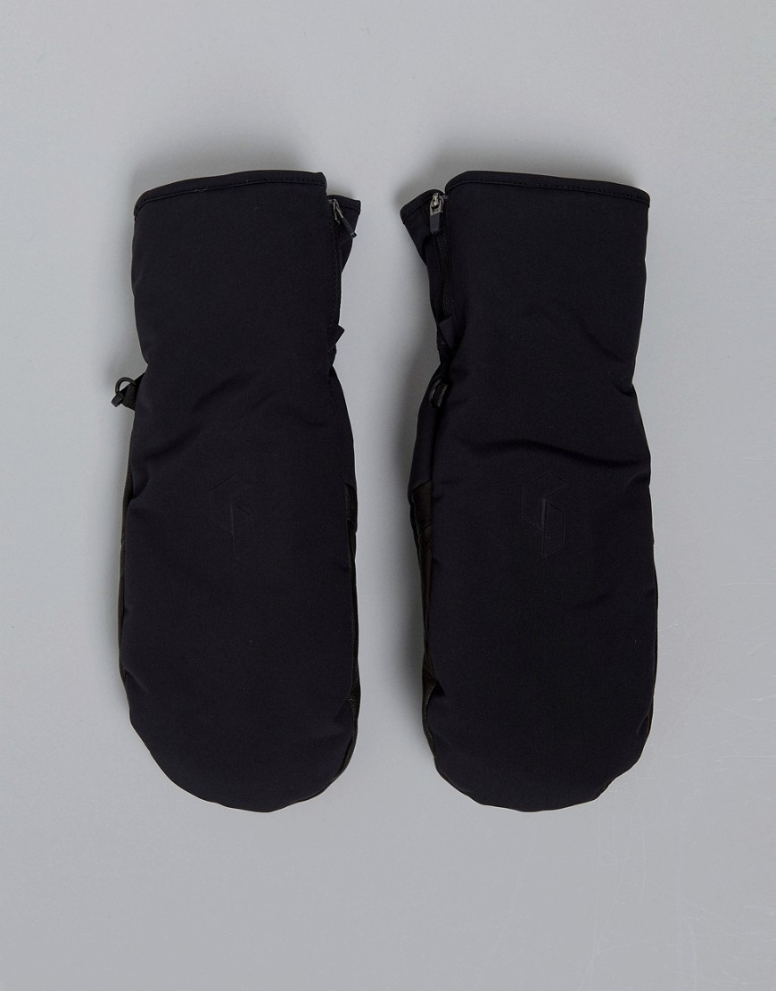 Peak Performance Unite Mitts In Black - 050 black