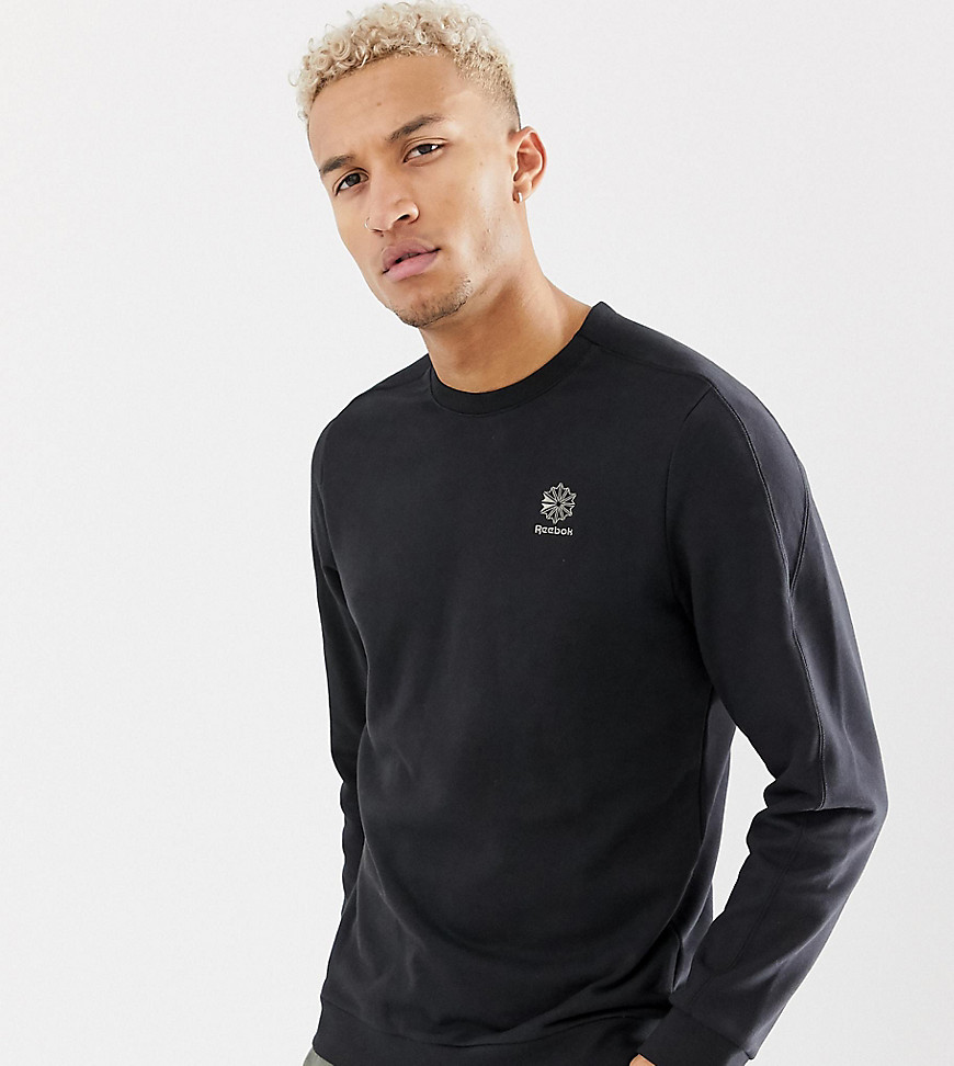Reebok classic sweater in black - Black