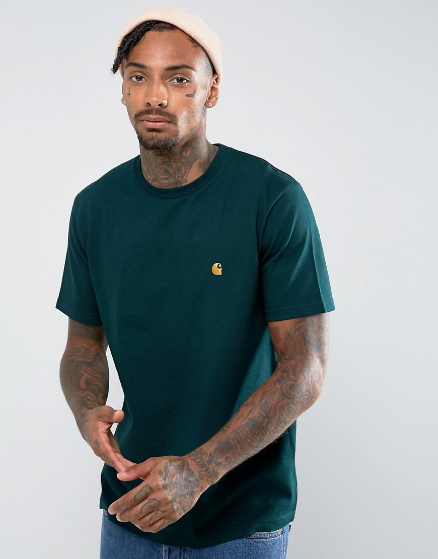 Carhartt WIP Chase Fit T-Shirt - Green