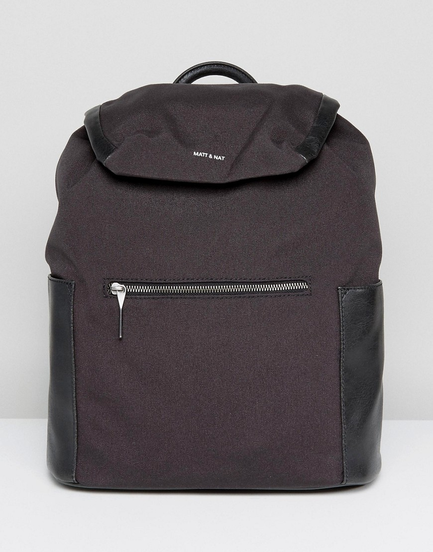 Matt & Nat Greco Backpack - Black