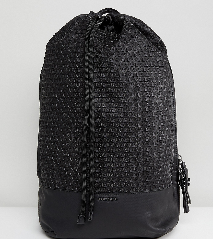 Diesel Backpack - Black