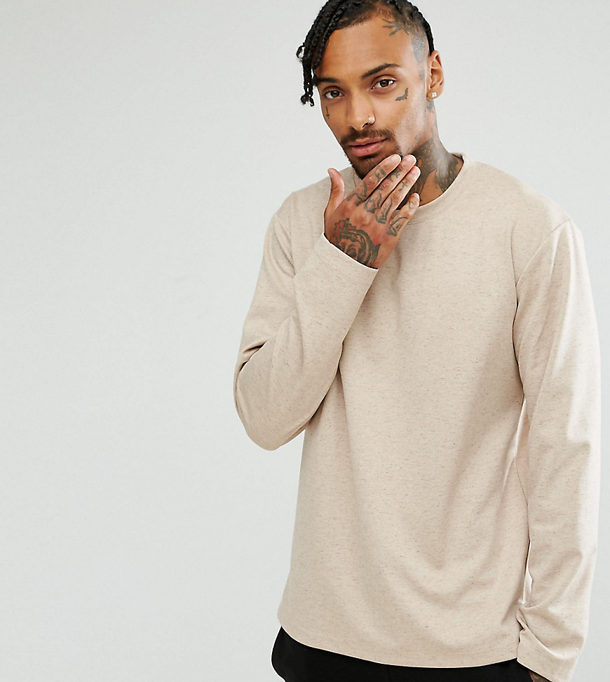 Underated Long Sleeve Top - Sand