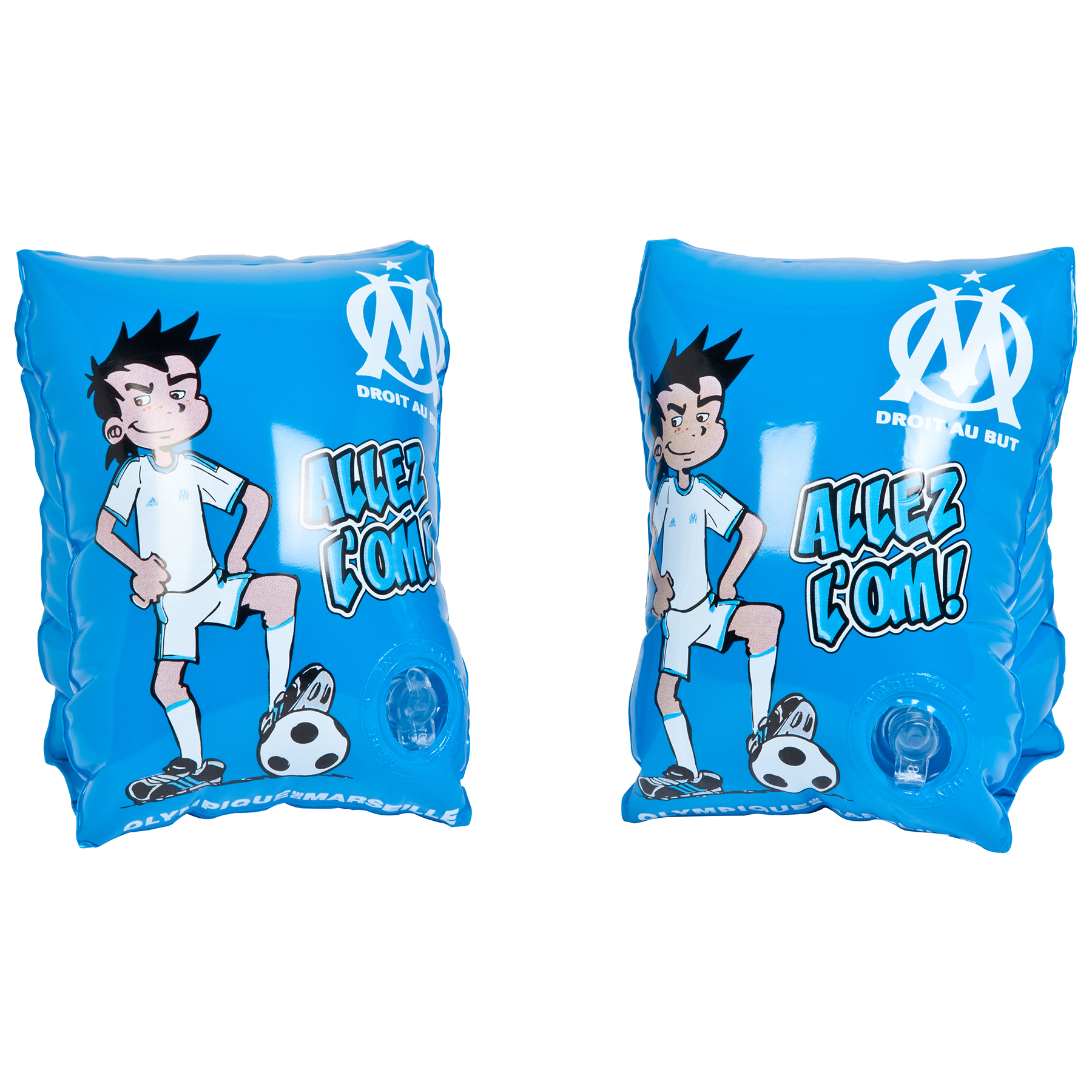 Olympique de Marseille Armbands Pack of 2