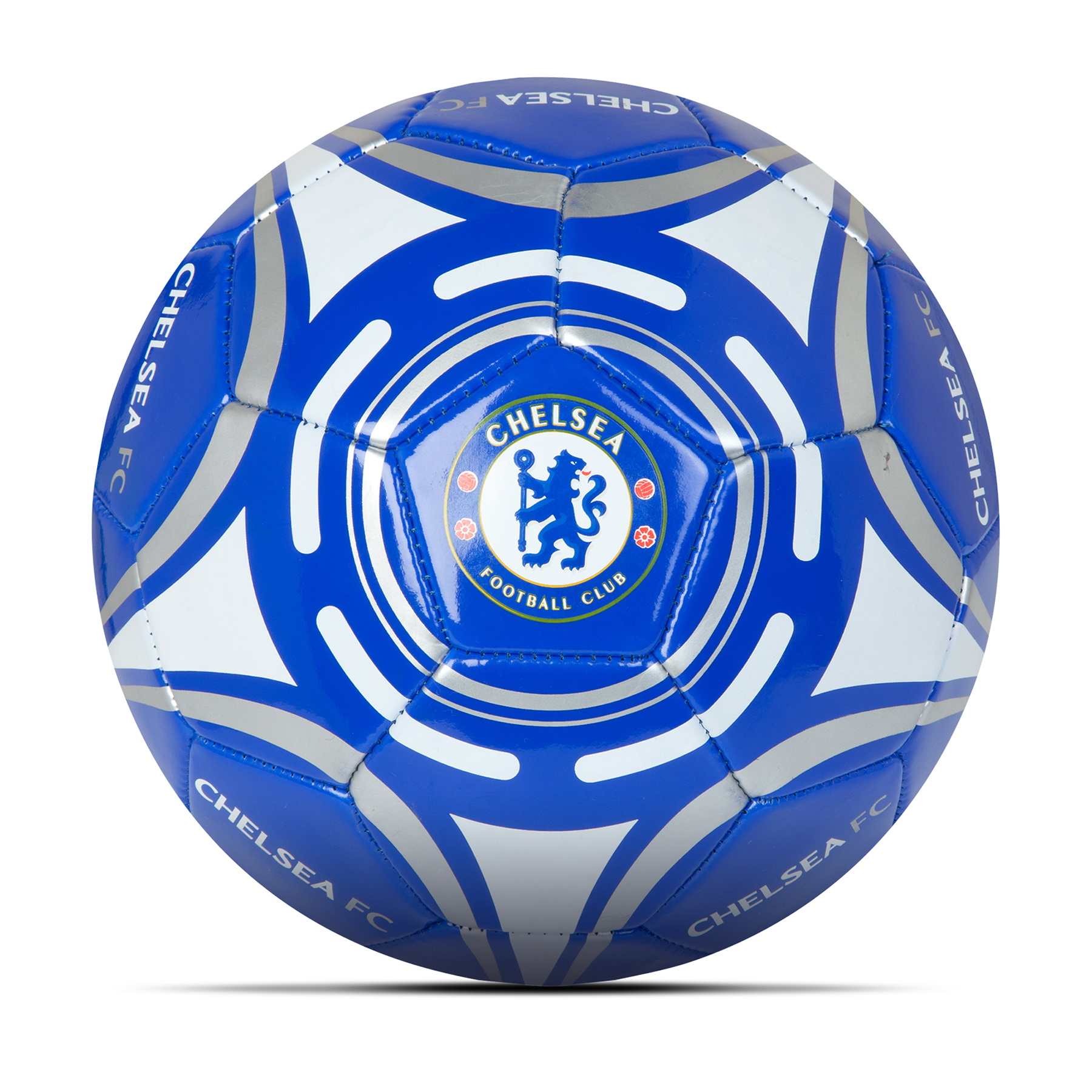 Chelsea Star Football - Blue - Size 5