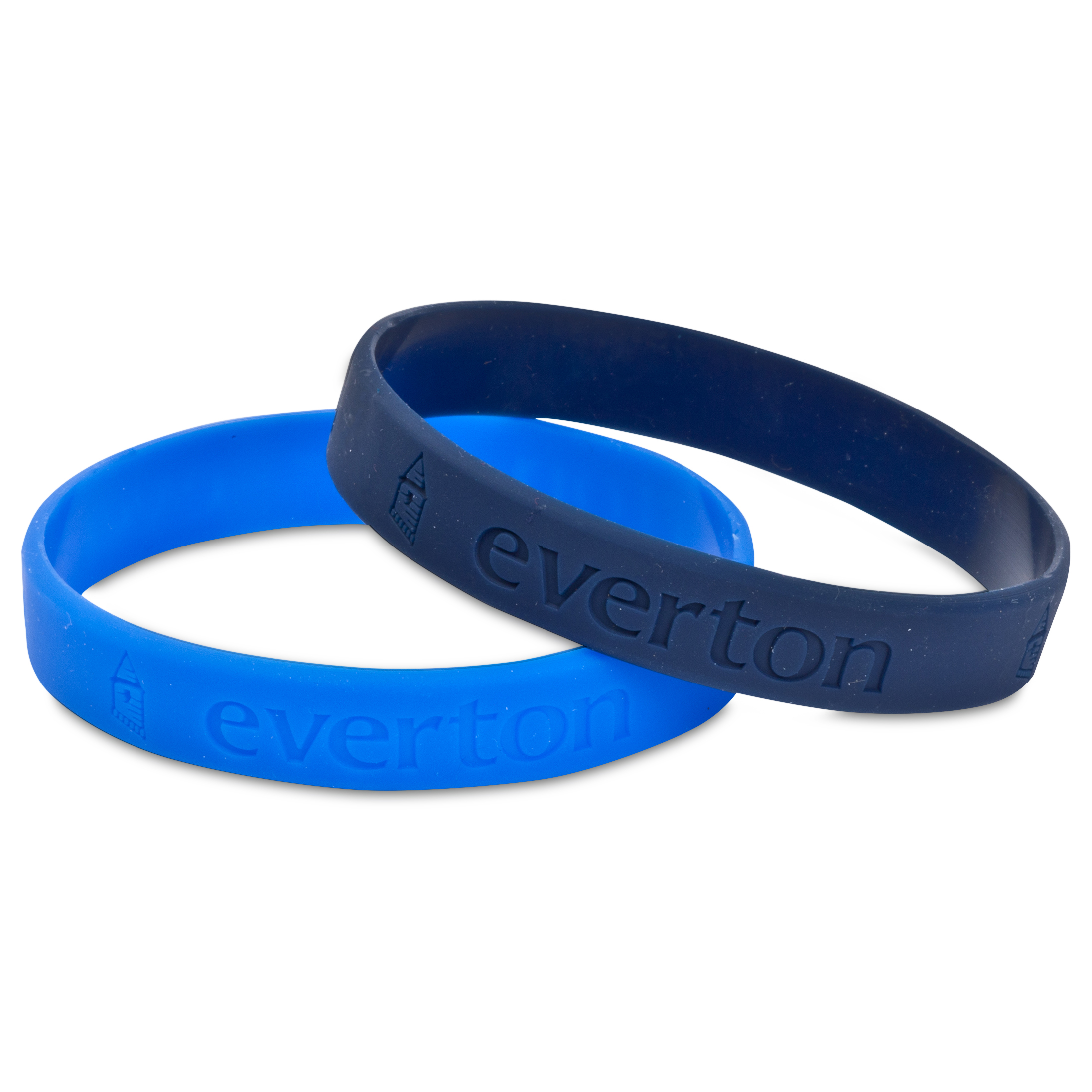 Everton Twin Pack Wristband