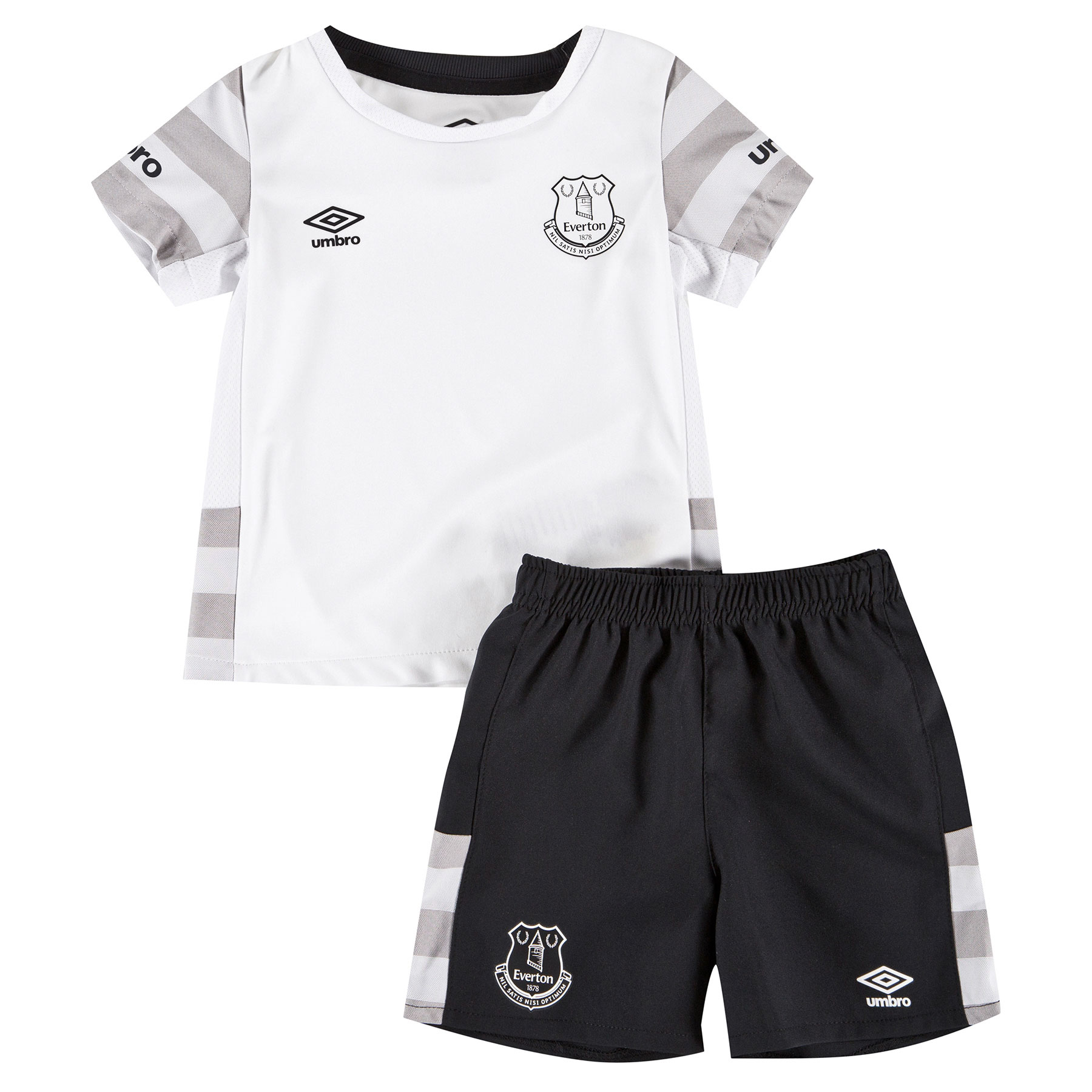 Everton Away Baby Kit 2015/16