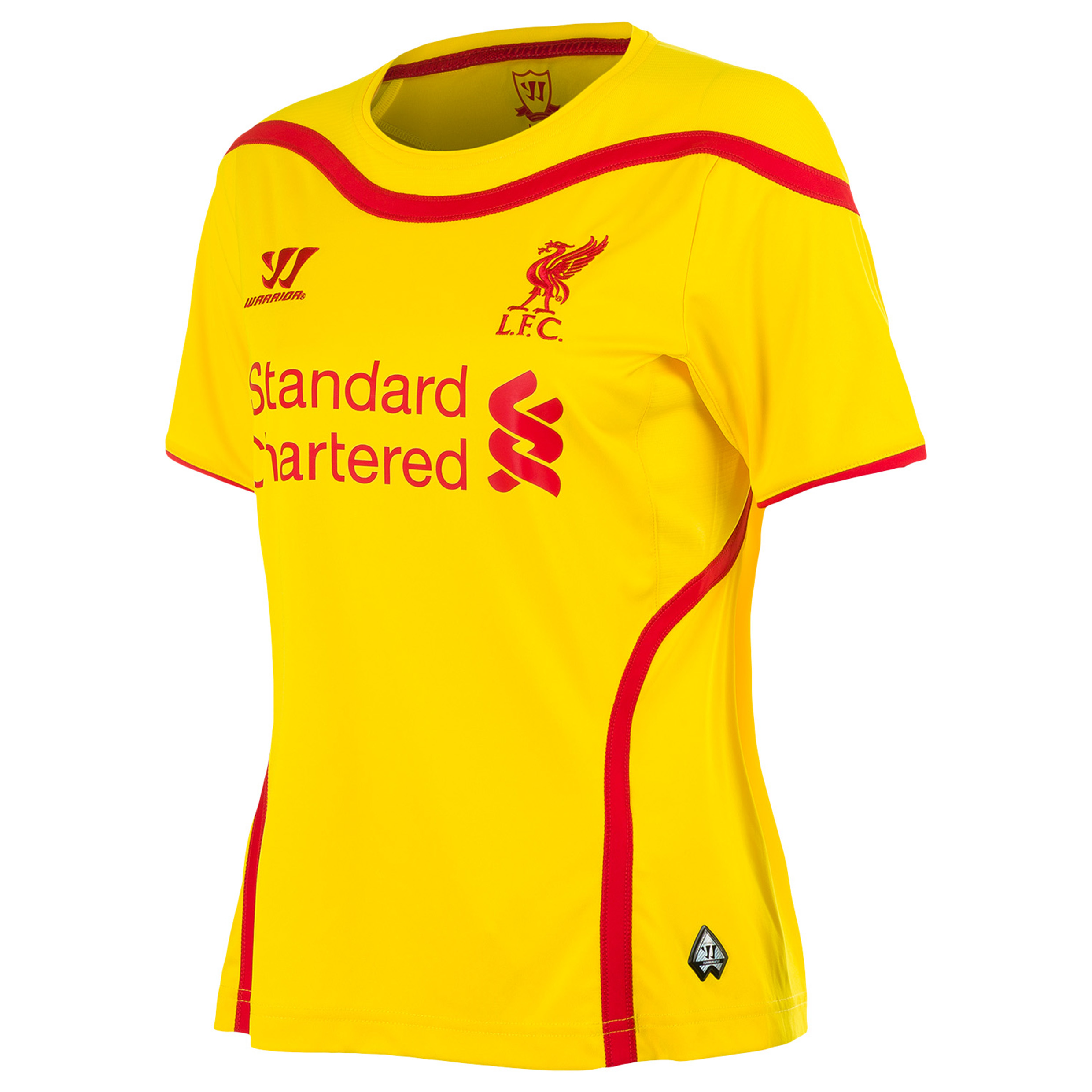 Liverpool Away Shirt 2014/15 Womens
