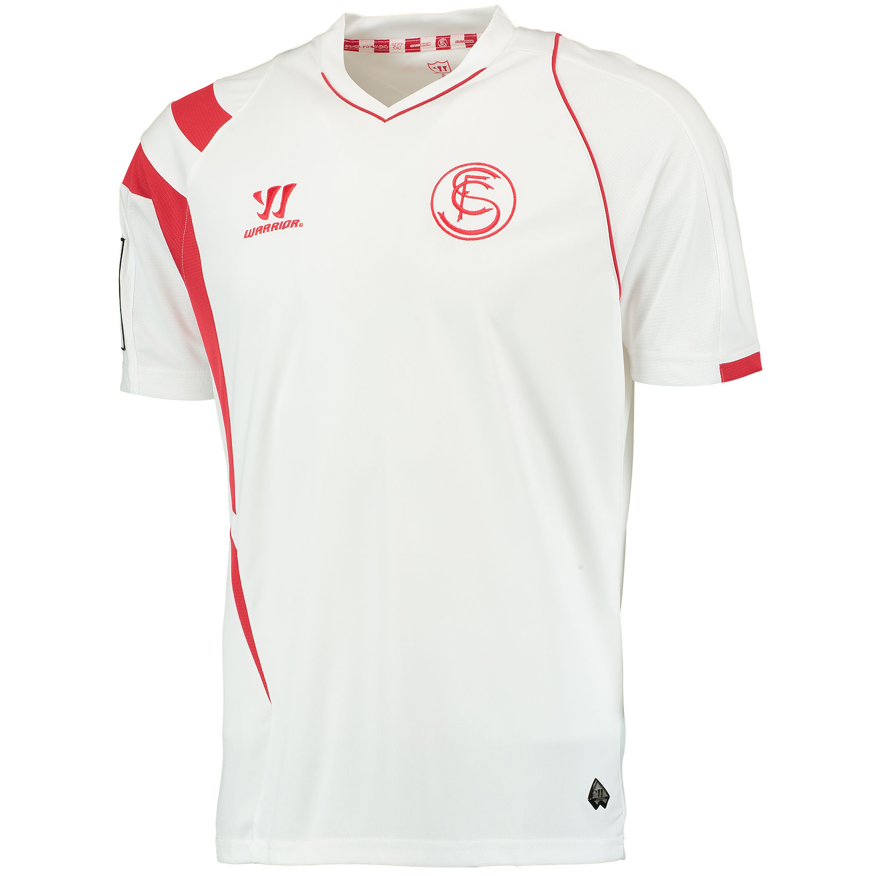 Sevilla Home Shirt 2014/15 White
