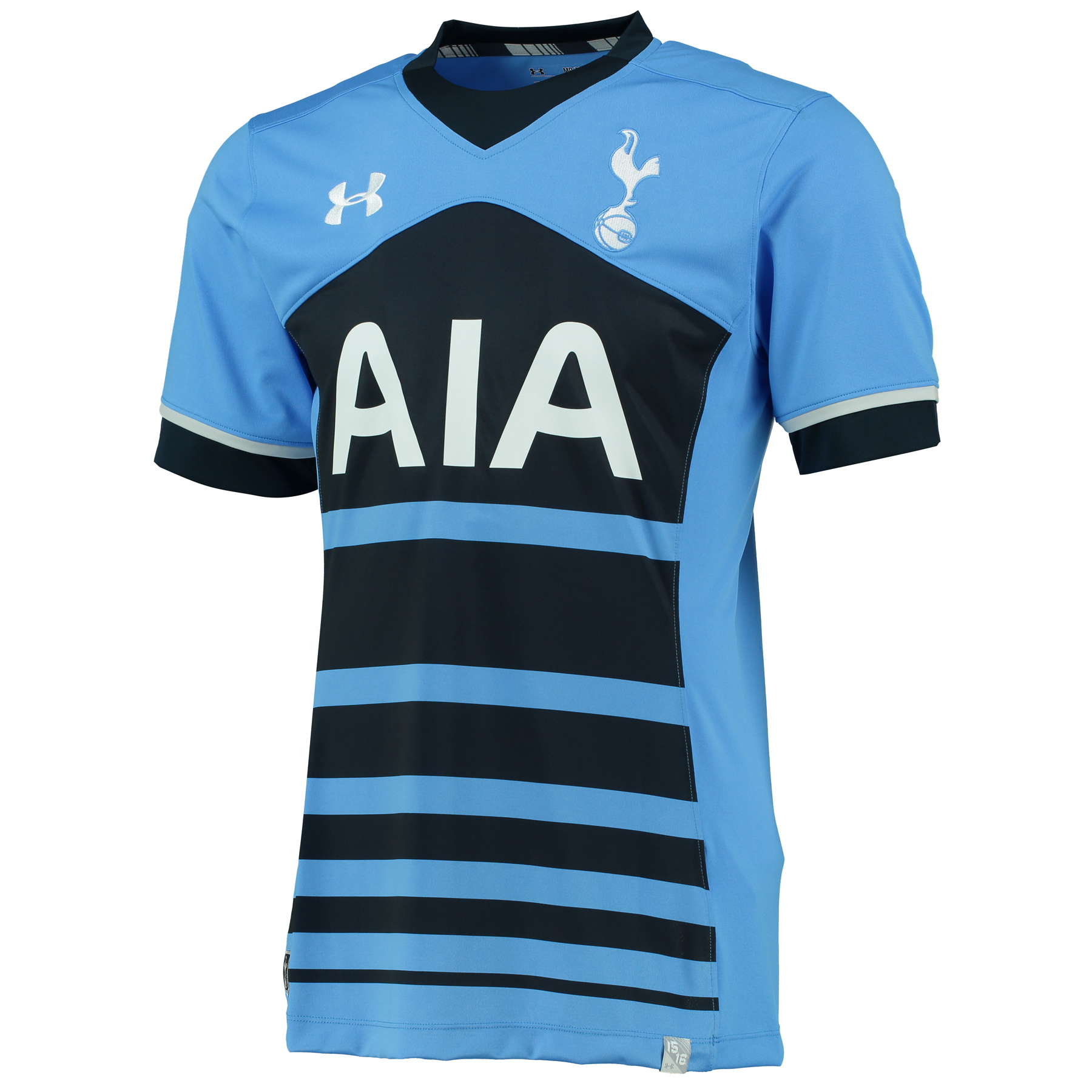 Tottenham Hotspur Away Shirt 2015/16 Sky Blue