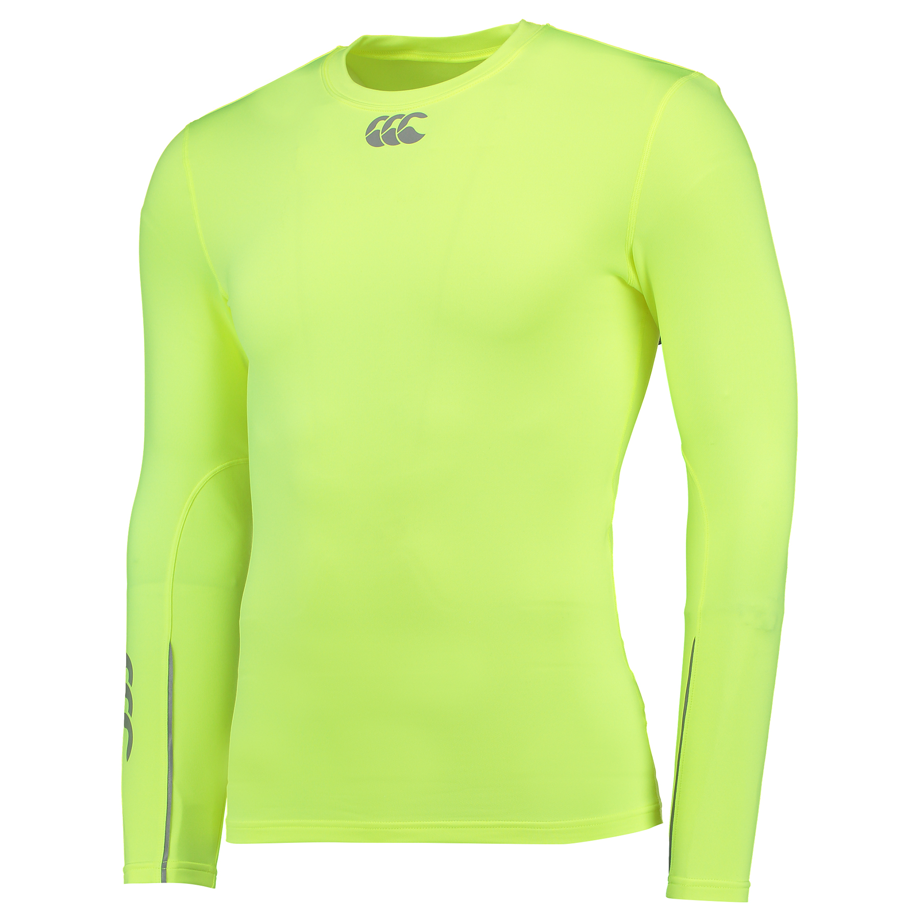 Canterbury Baselayer Cold Long Sleeve Top Yellow