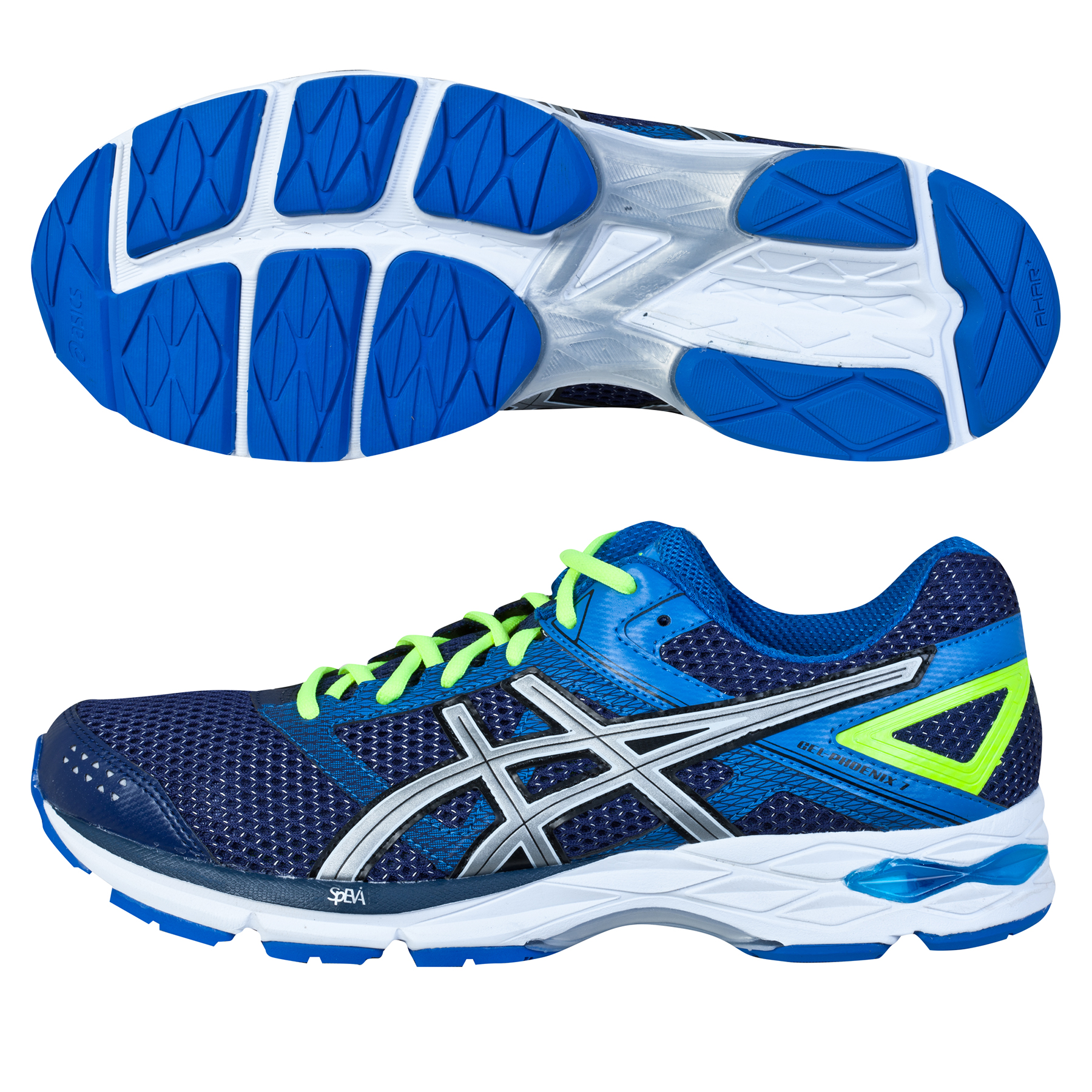Asics Gel-Phoenix 7 Trainers Blue