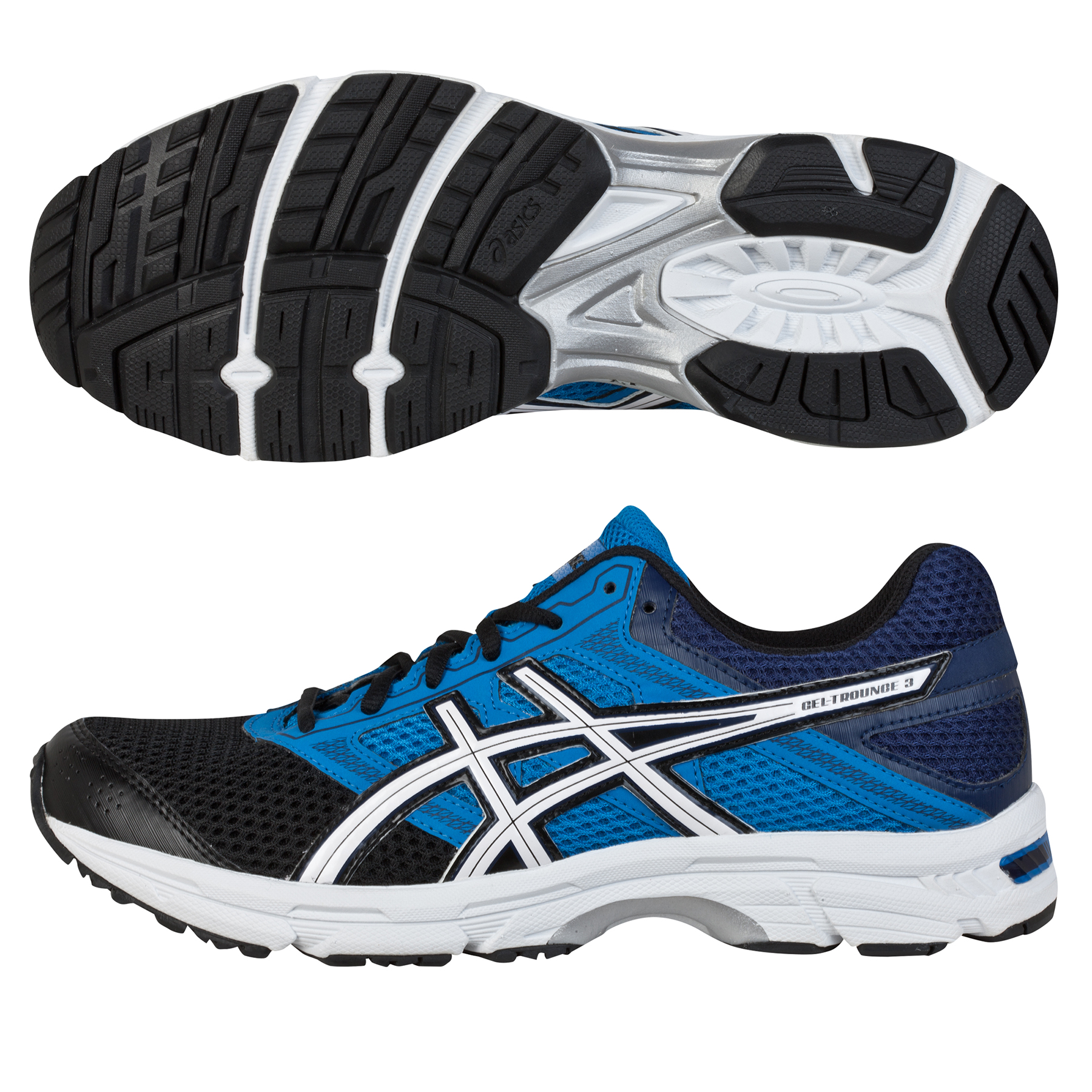Asics Gel-Trounce 3 Trainers Blue