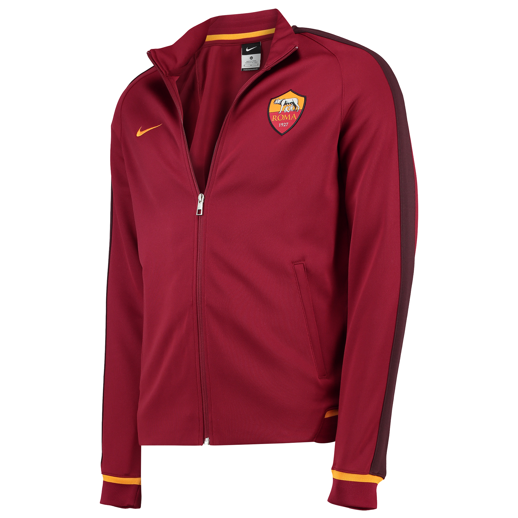 AS Roma Authentic N98 Jacket Red