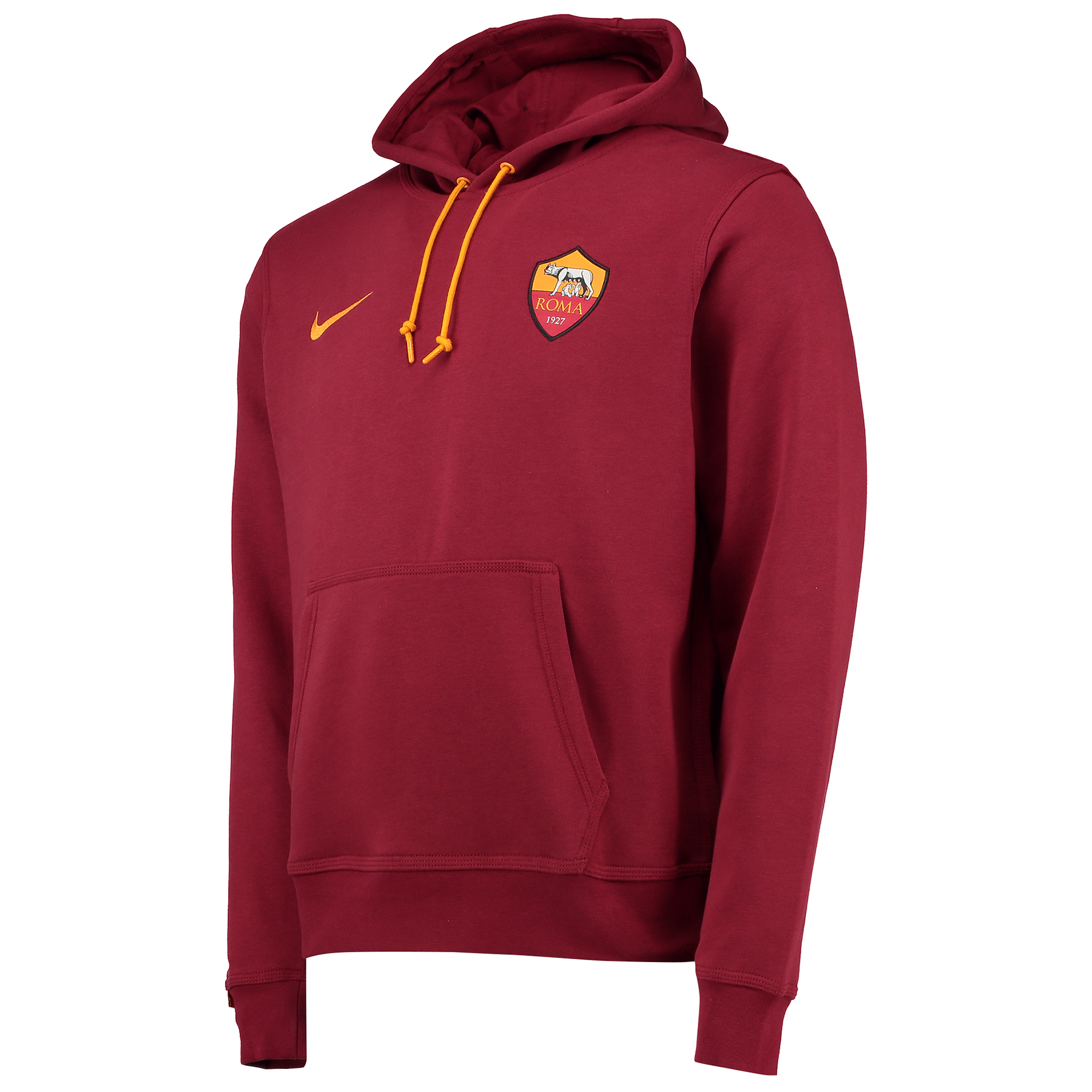 AS Roma Core Hoody Red