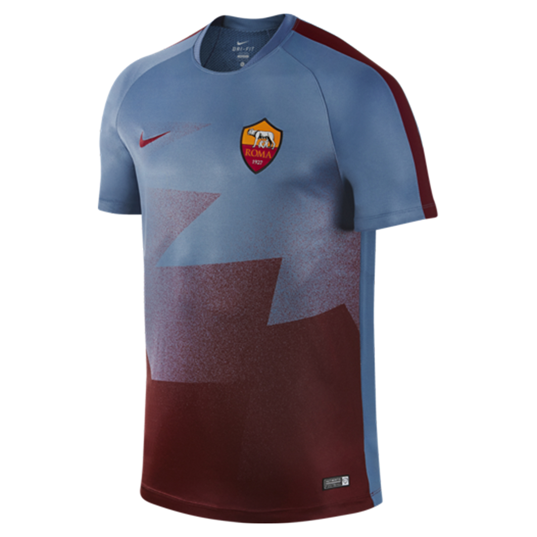 AS Roma Flash Pre Match Top
