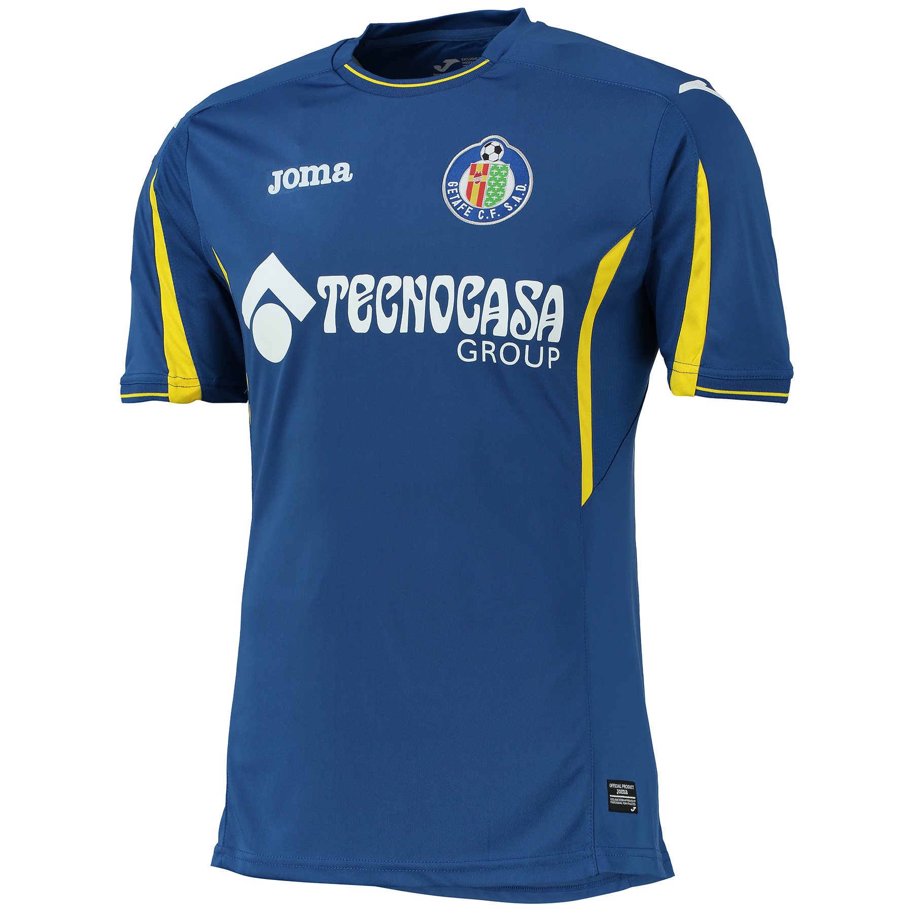 Getafe Home Shirt 2015-16 Blue