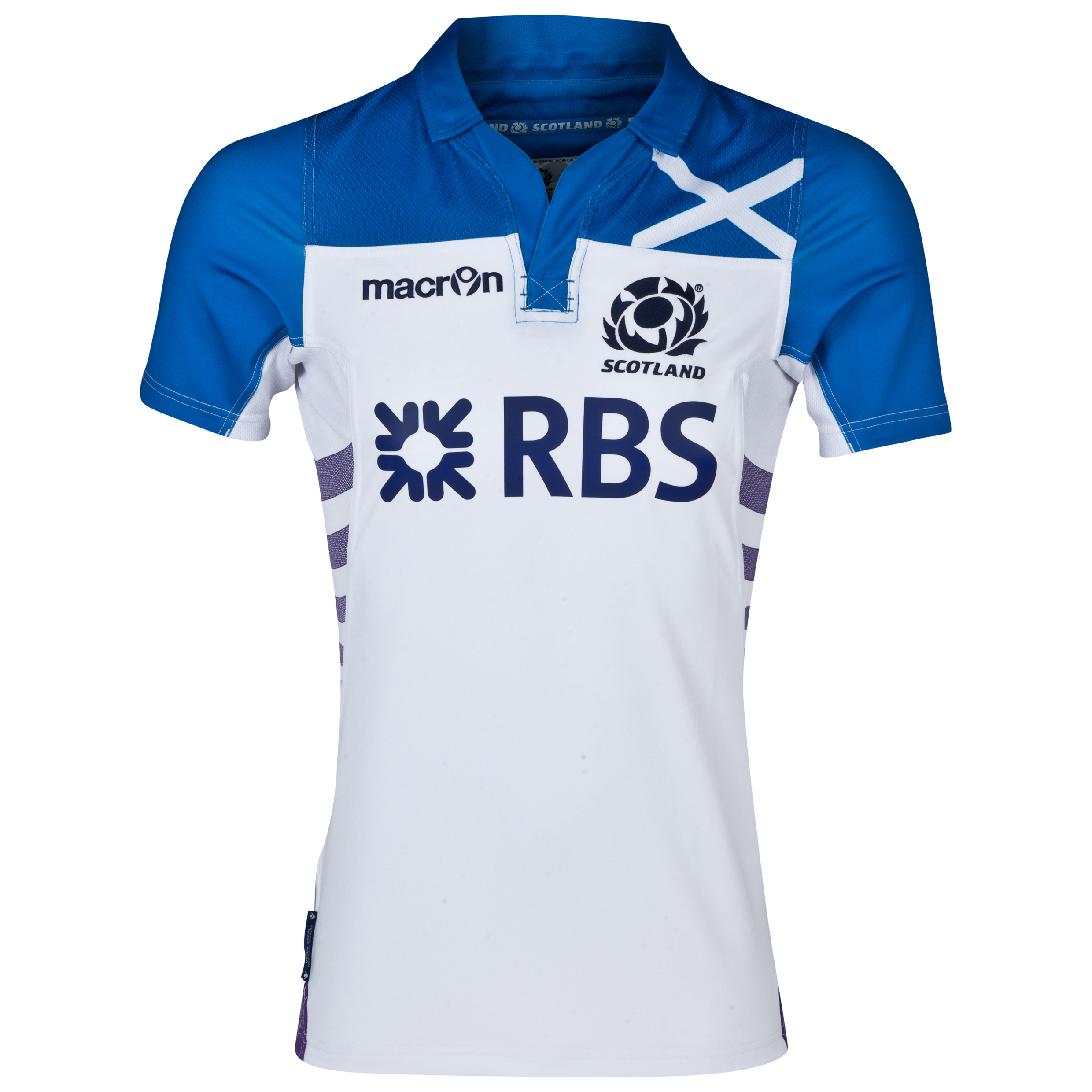 Scotland Rugby Away Pro Shirt 2013/14