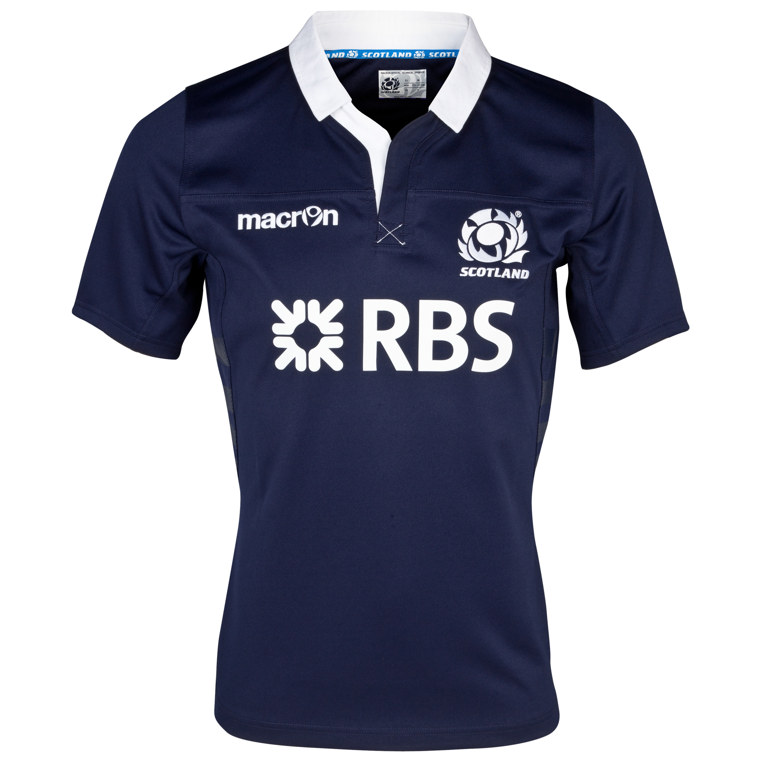 Scotland Rugby Home Shirt 2013/15