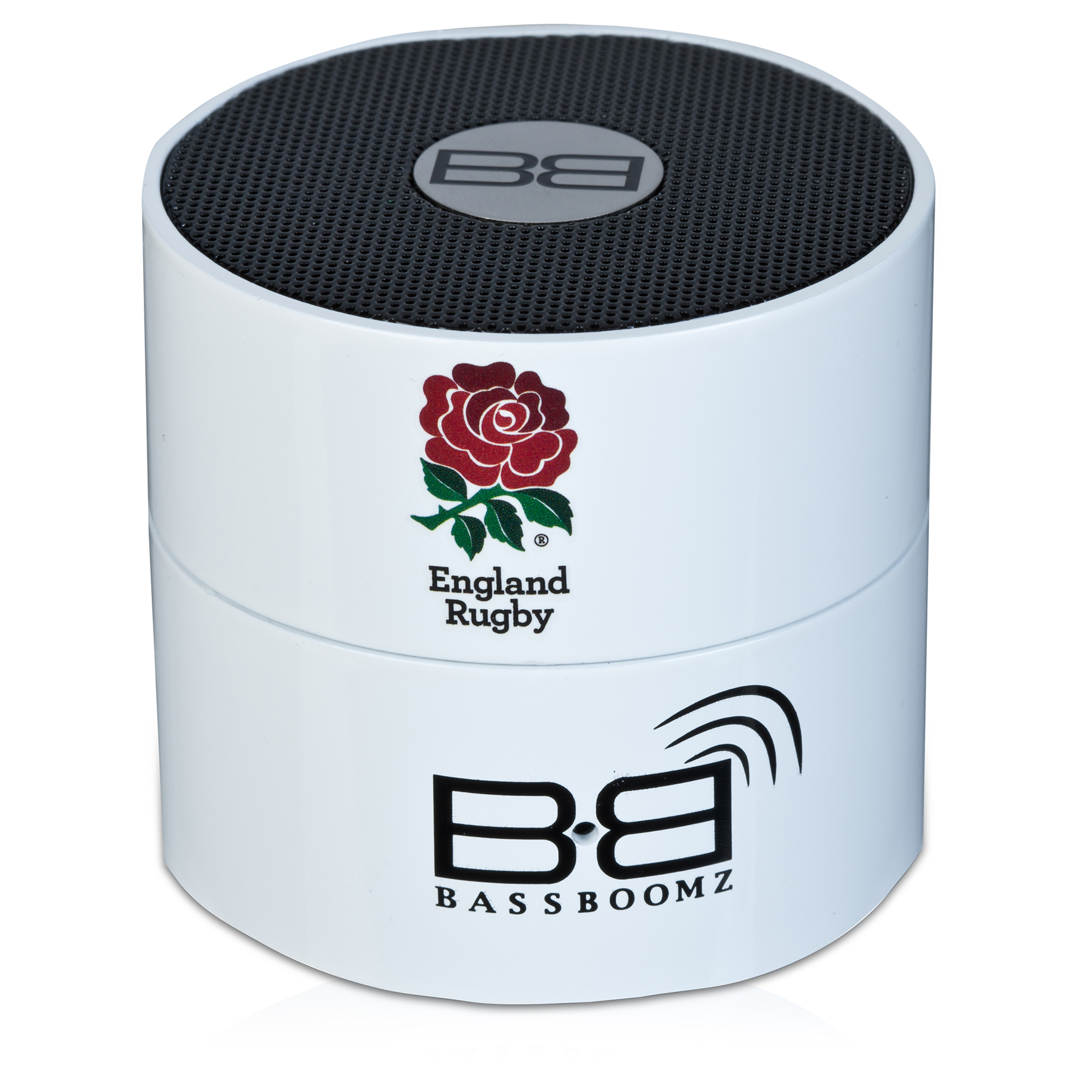 England BassBoomz Portable Bluetooth Speaker