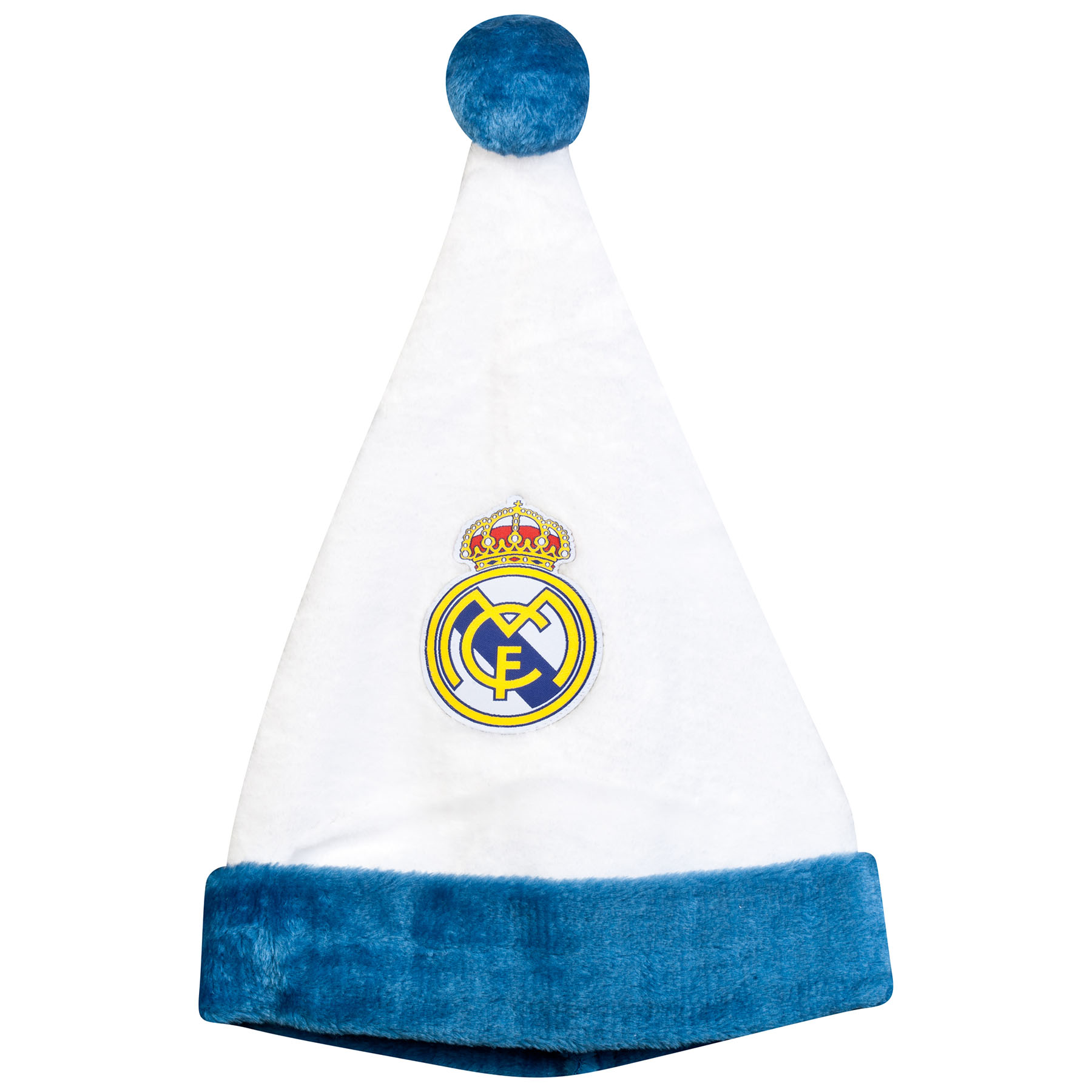 Real Madrid Christmas Santa Hat