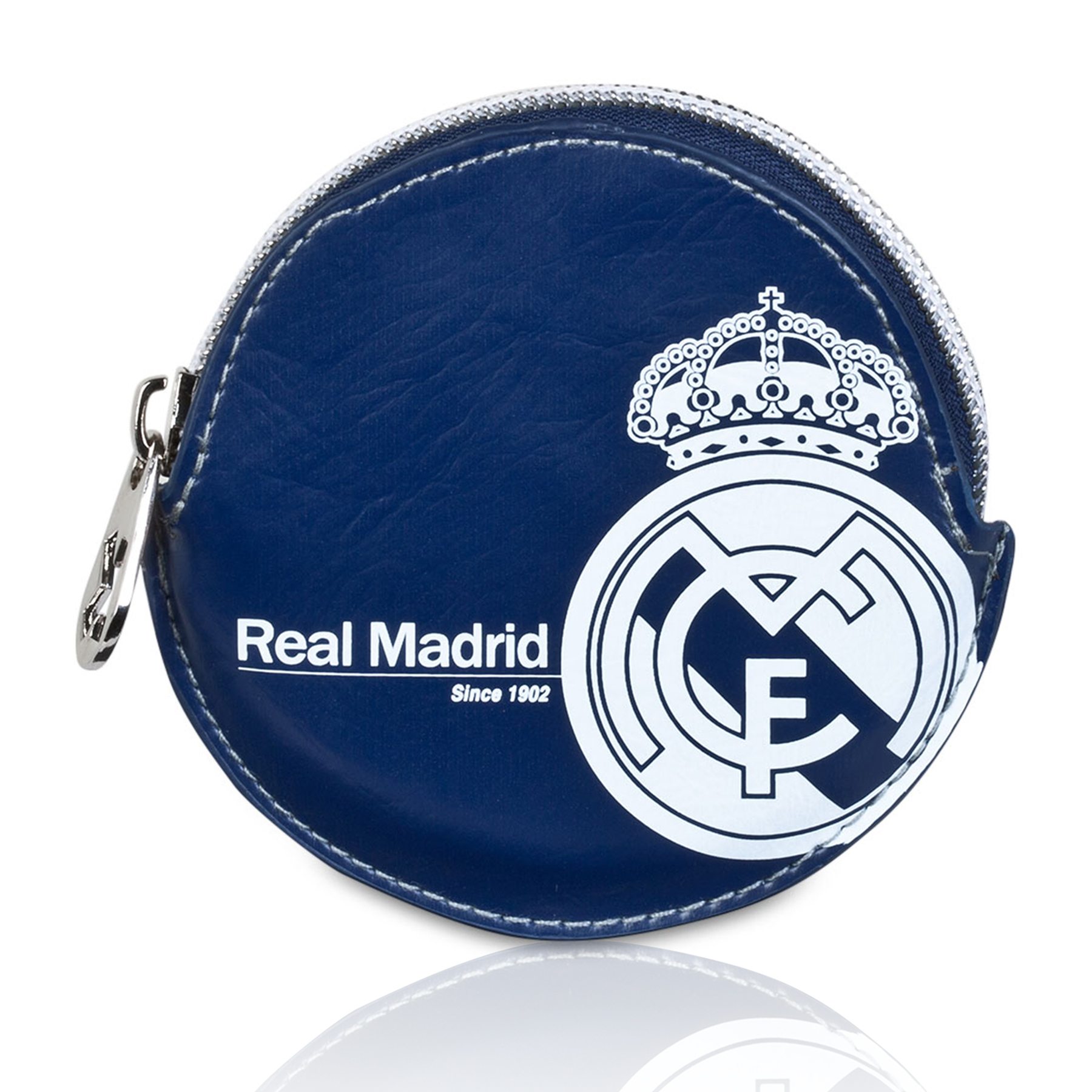 Real Madrid Coin Purse - Blue/Silver