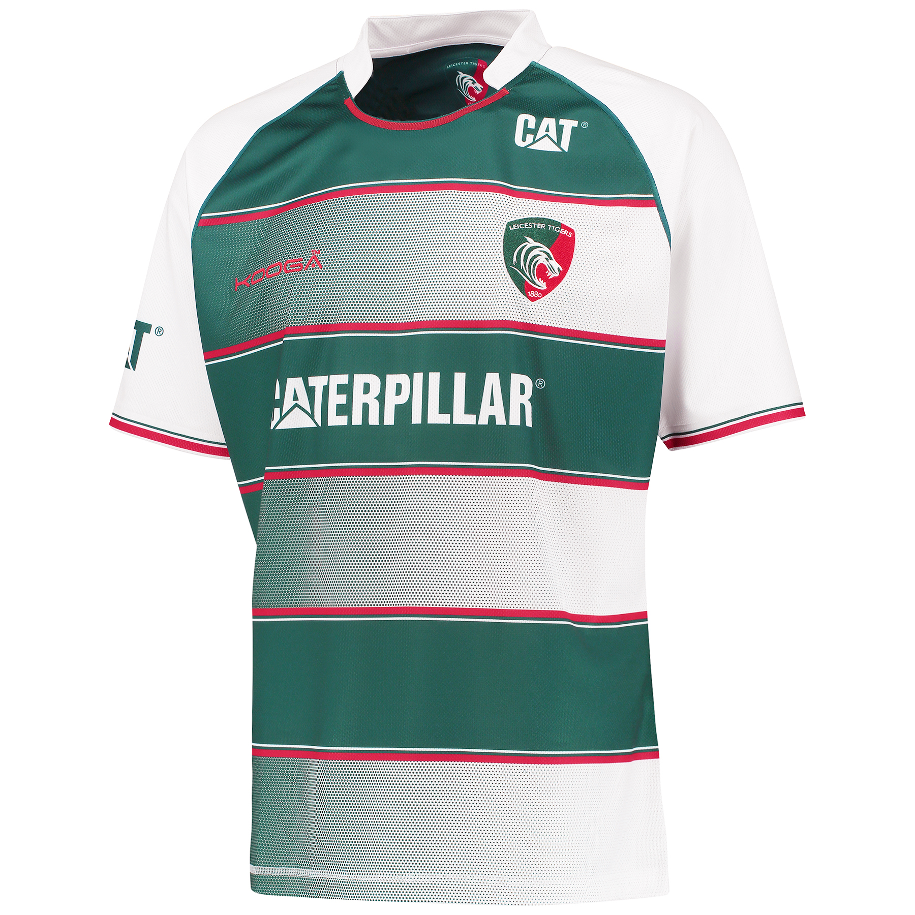 Leicester Tigers Home Replica Jersey 2015/16 - Junior