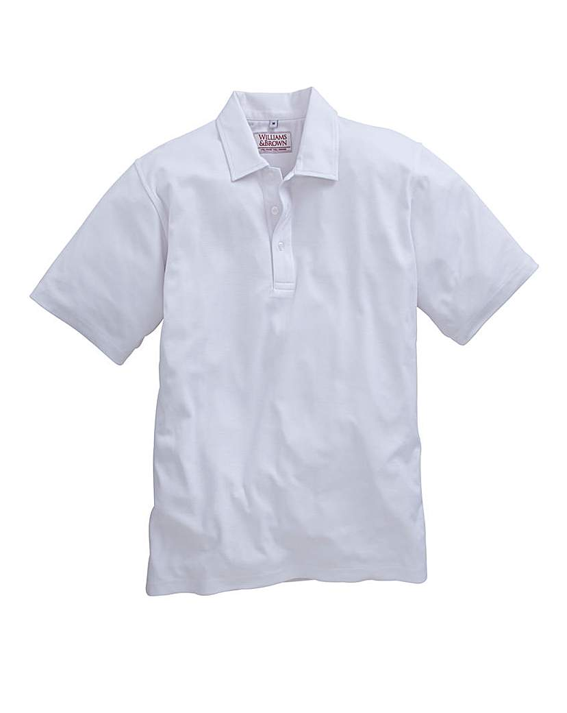 WILLIAMS & BROWN Anti Bacterial Polo