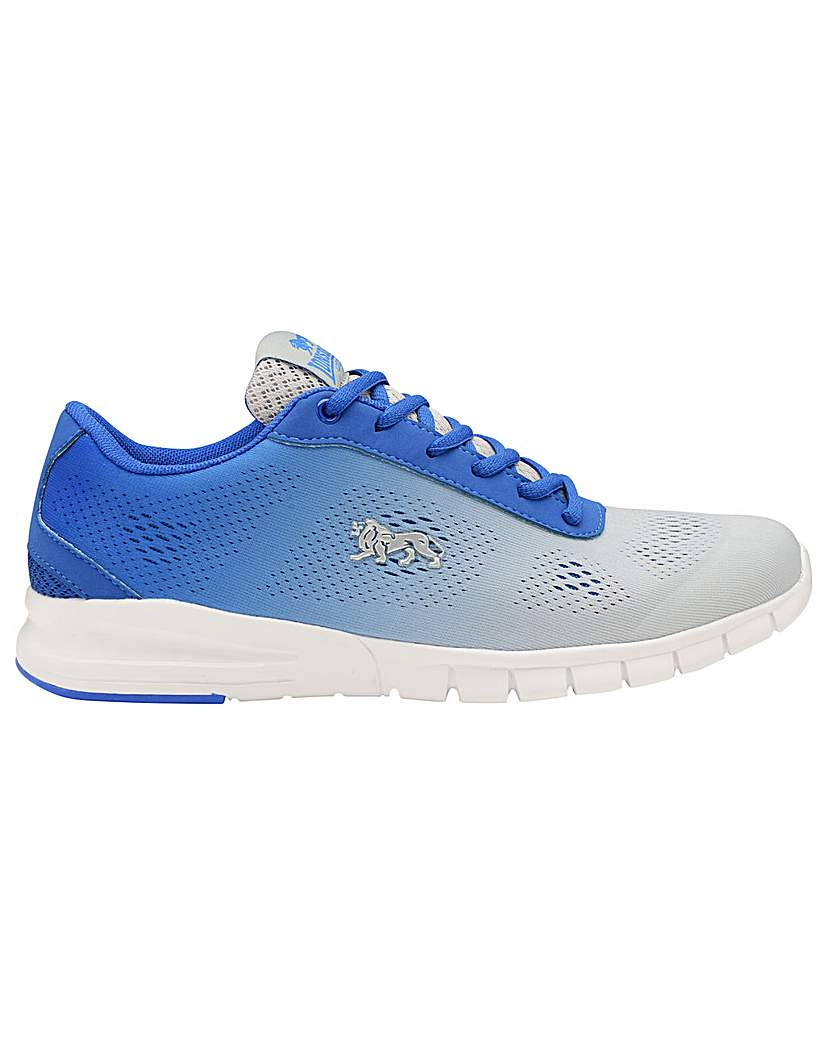 Lonsdale Remi lace up trainers