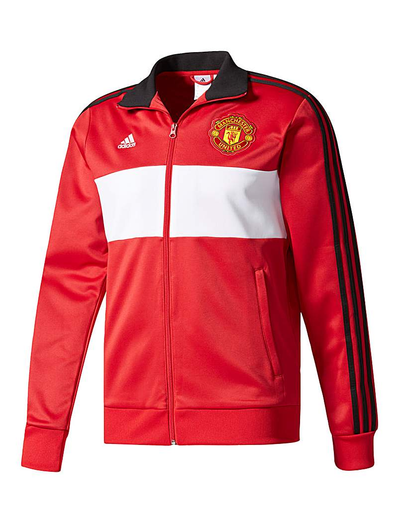 Manchester United 3 Stripe Tracktop