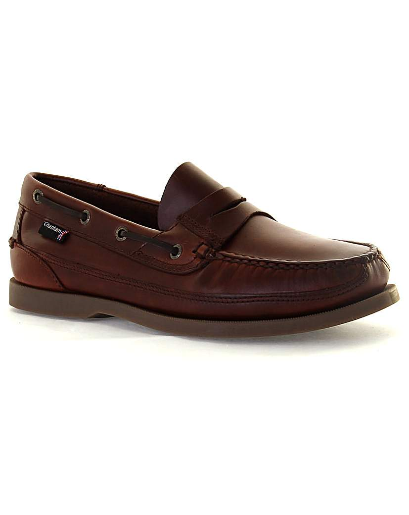 Chatham Gaff G2 Penny Loafer Deck Shoe