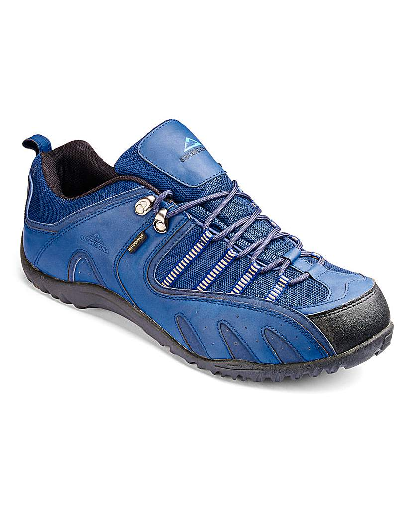 Snowdonia Walking Shoes Standard Fit