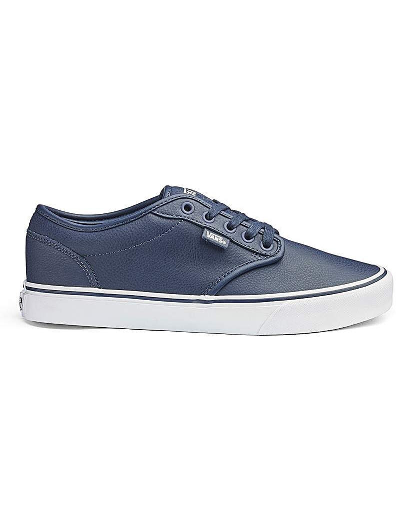 Vans Atwood Leather Trainers