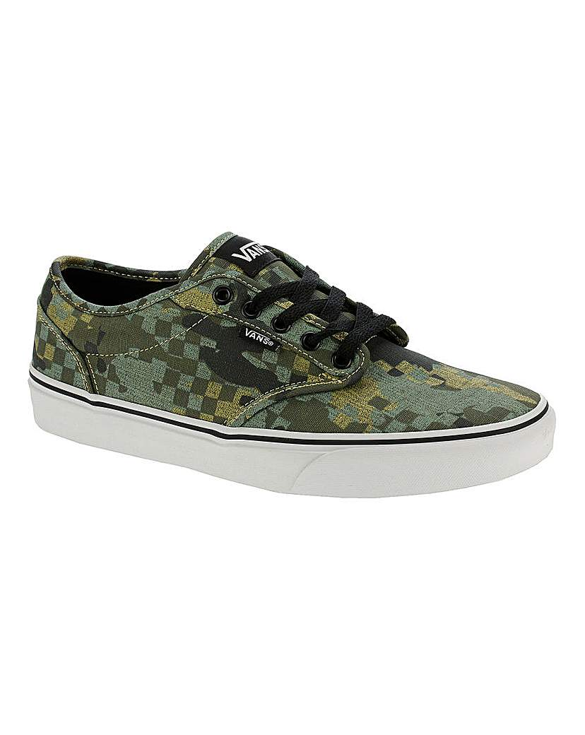 Vans Atwood Camo Mens Trainers