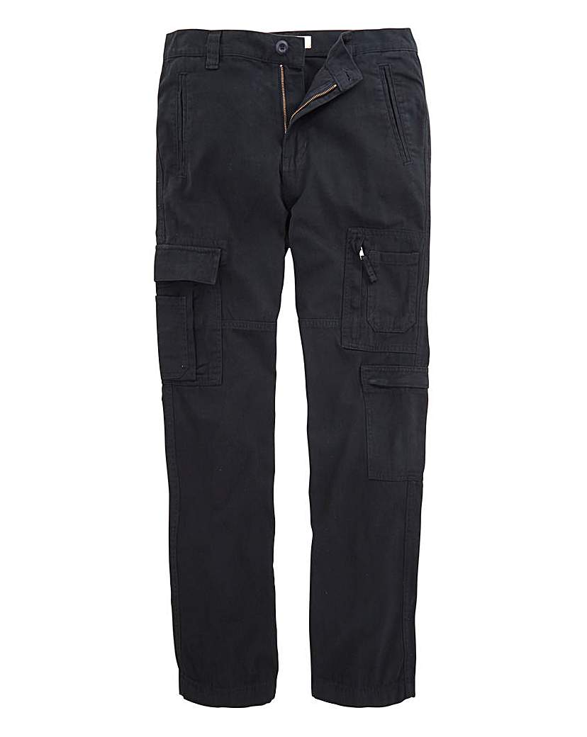 WILLIAMS & BROWN Cargo Trousers 25in