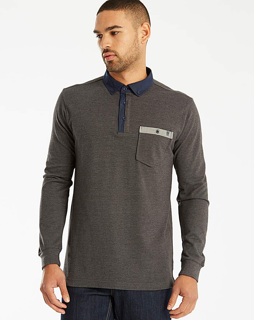 Fenchurch Cable Polo Long