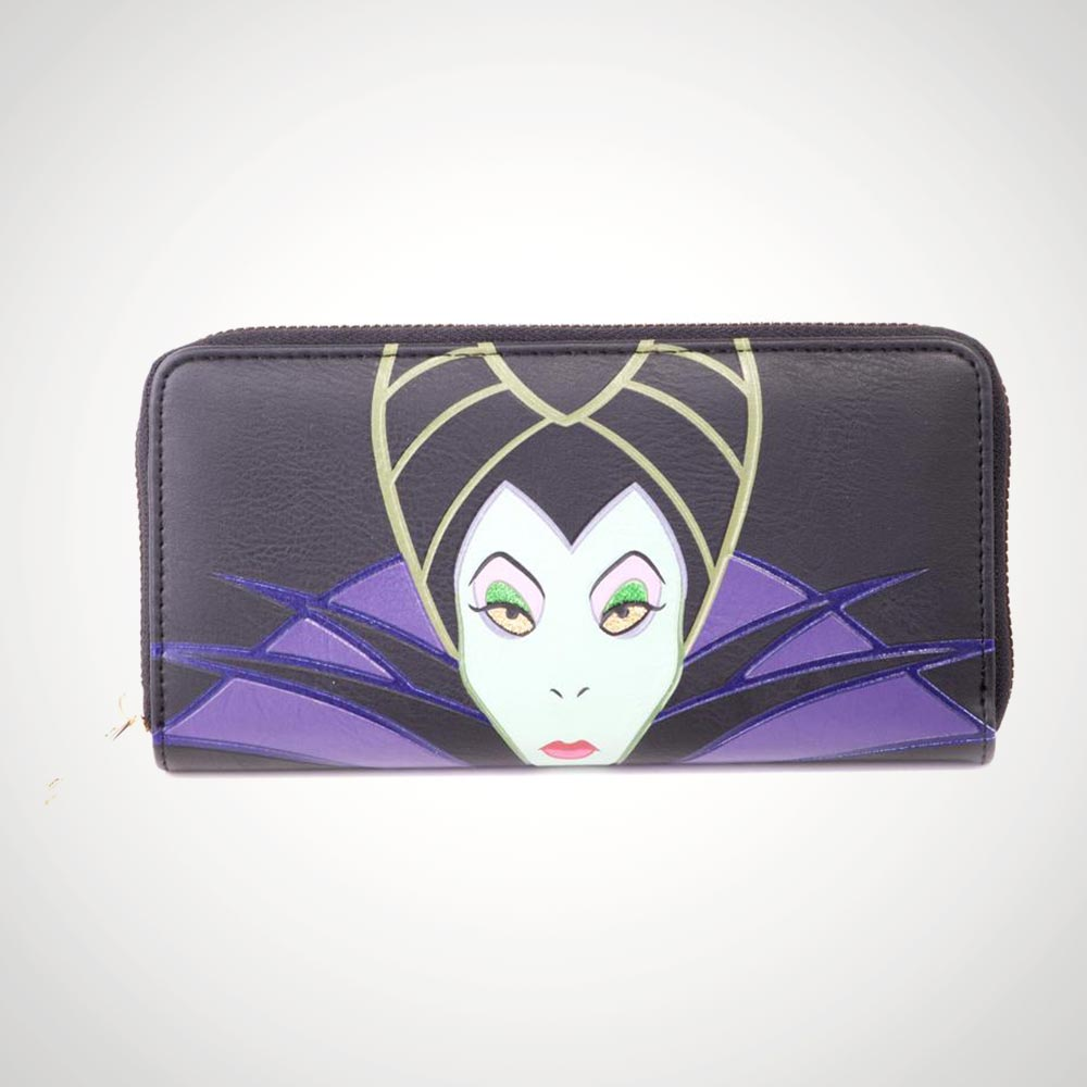 Maleficent Patched Purse