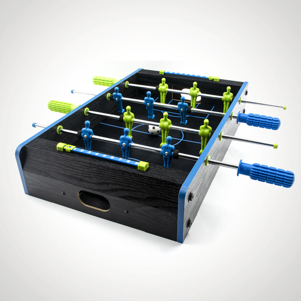 Neon Tabletop Football Game