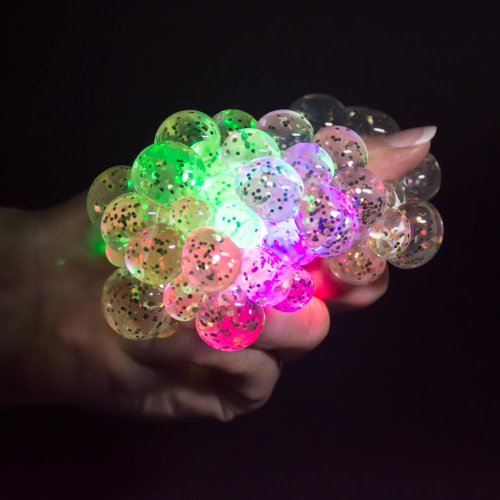 Light-Up Squashy Stress Ball