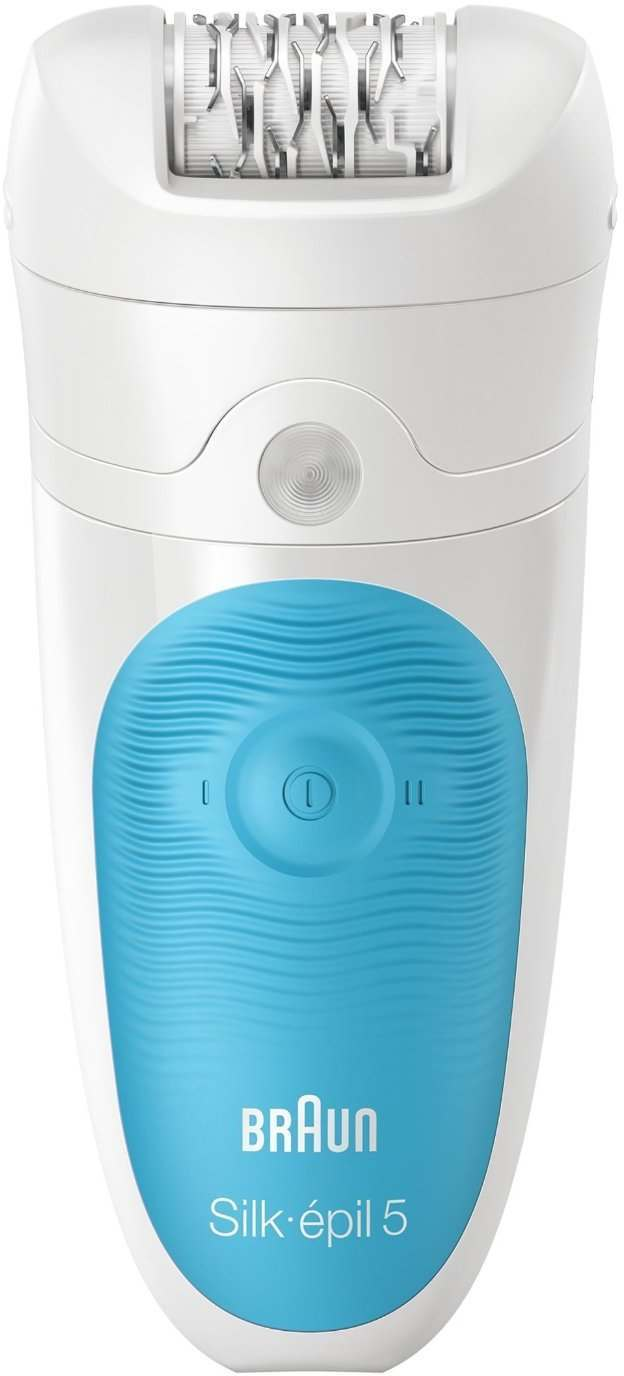 Braun 5-511 Silk-épil 5 Legs & Body Wet & Dry Starter Kit Epilator
