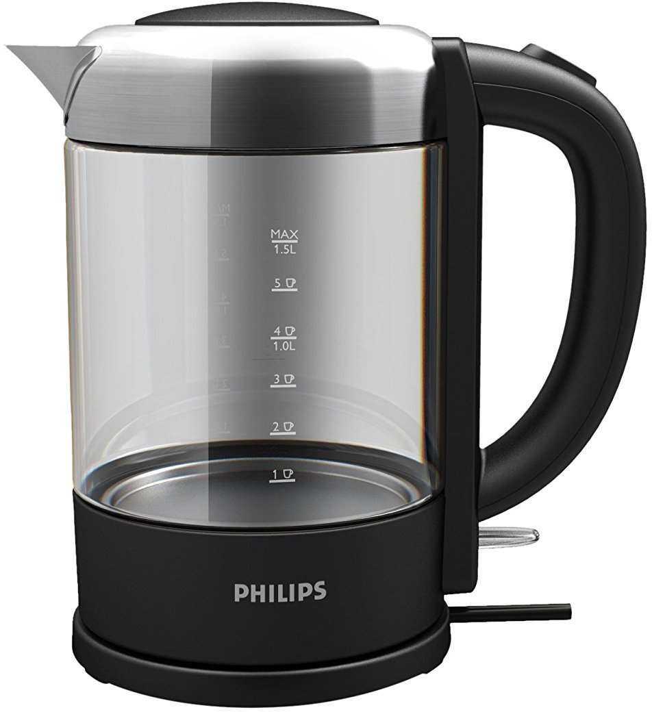 Philips HD9340/90 Avance Collection Glass Kettle