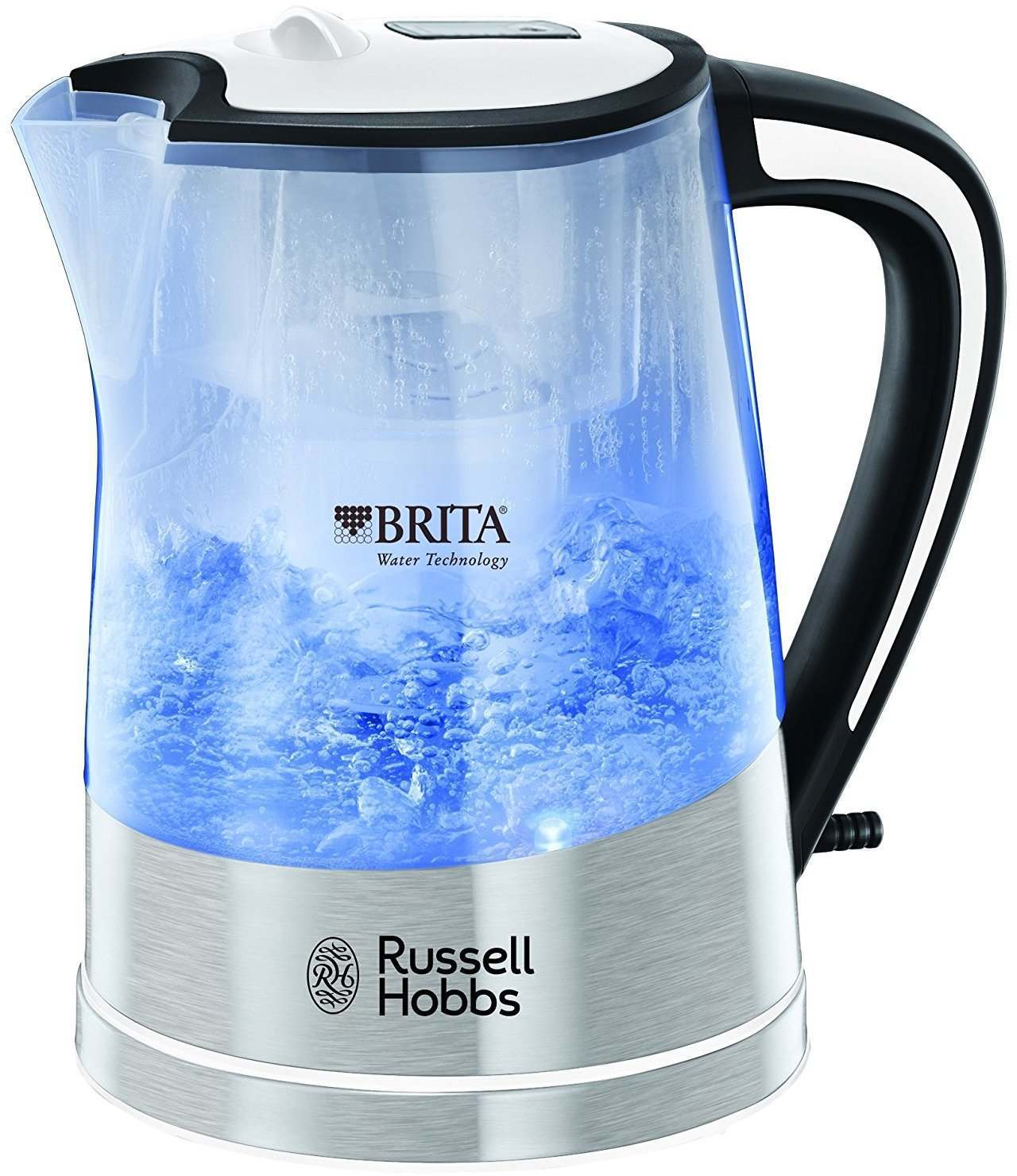Russell Hobbs 22851 Plastic Brita Filter Purity Kettle