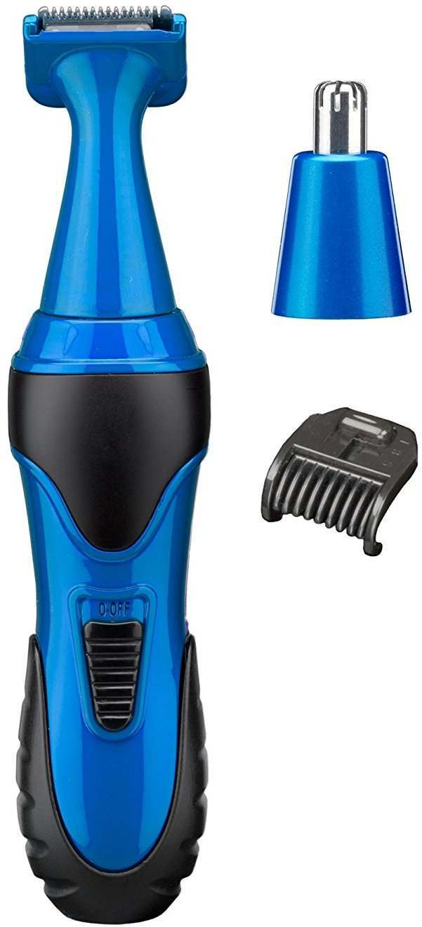 BaByliss 7180U For Men Blue Mini Trimmer