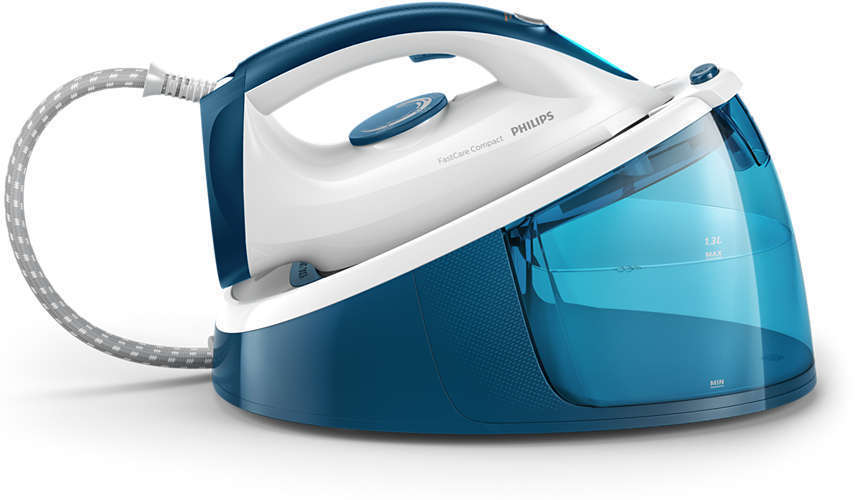 Philips GC6733/26 FastCare Compact Steam Generator System Iron