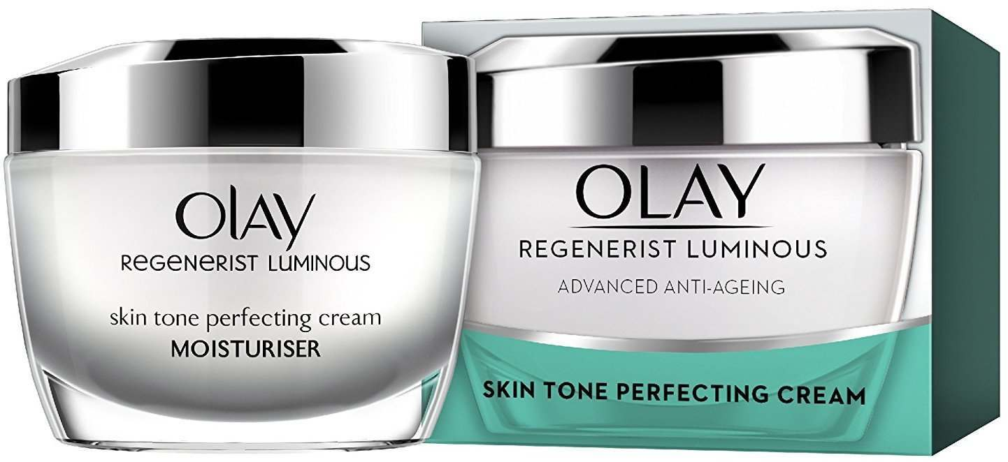 Olay 81633638 Regenerist Luminous Skin Tone Perfecting Cream