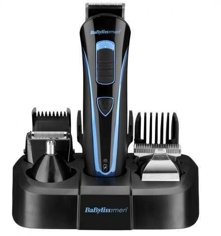 BaByliss 7426U For Men AcubBlade Lithium Face and Body Groomer