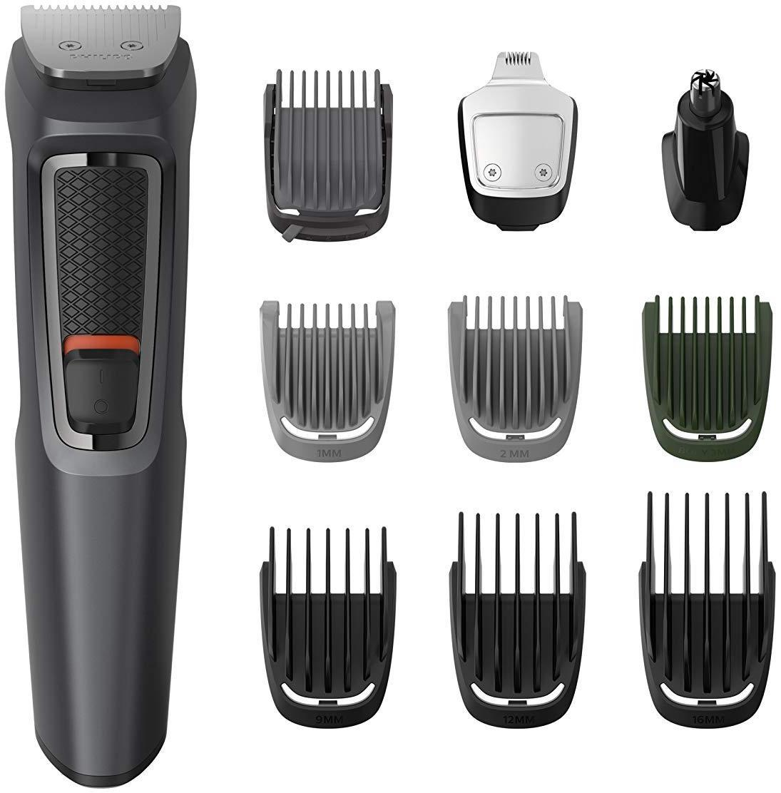 Philips MG3747/33 10 in 1 Face, Hair and Body Grooming Kit