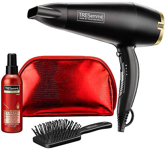 TRESemme 5543FGU Salon Shine Hair Dryer Gift Set