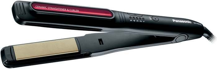 Panasonic EH-HW32-K895 4-in-1 Multi-Styling Hair Straightener