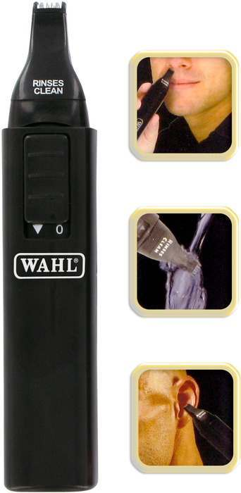 Wahl 5560-917 Personal Grooming Nose & Ear Trimmer