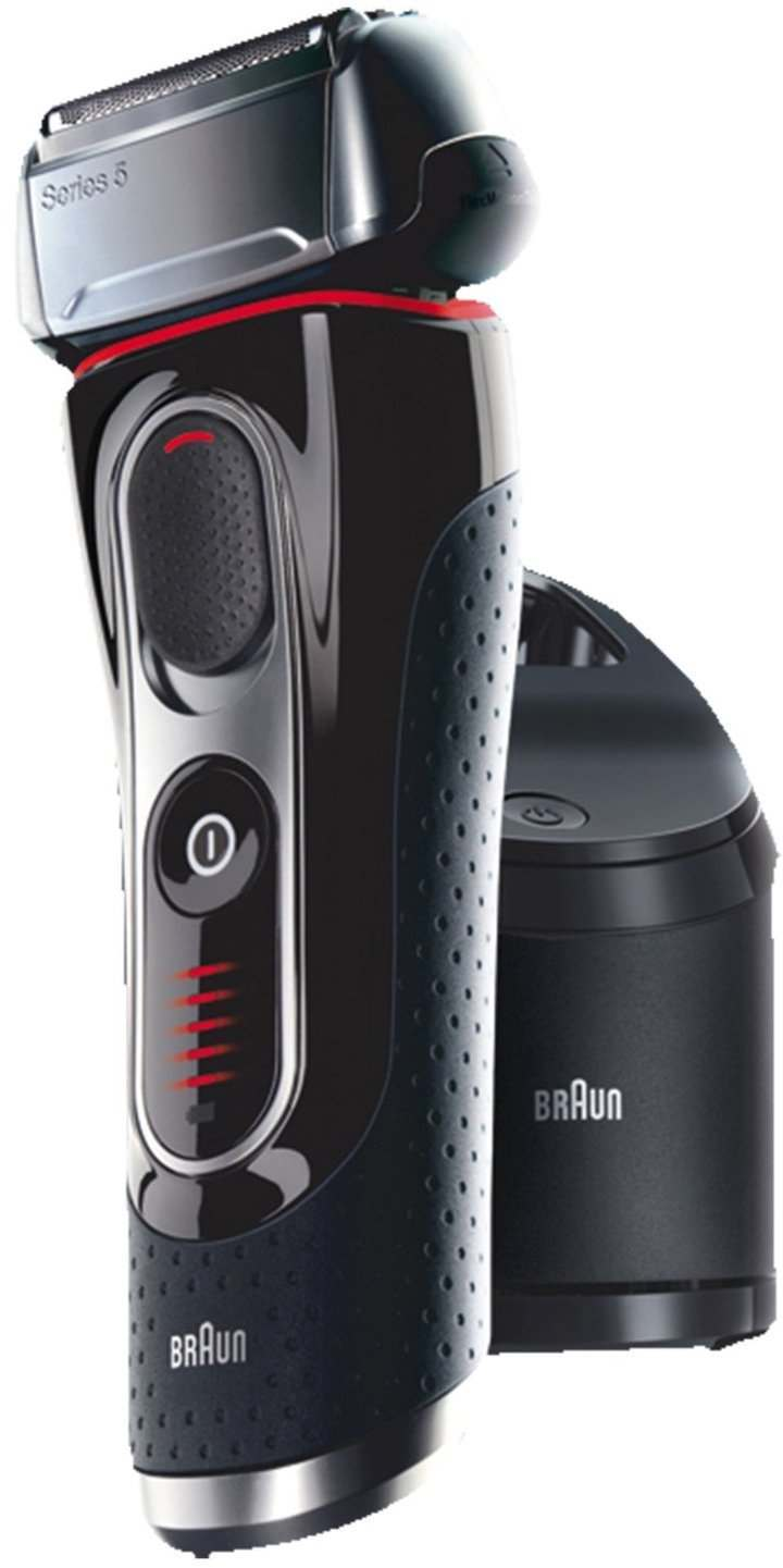 Braun 5090cc Series 5 with Clean & Renew System Premium Men's Electric